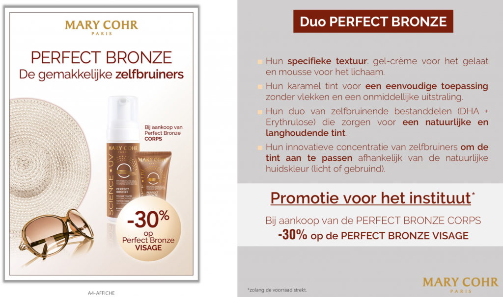 mary cohr duo perfect bronze